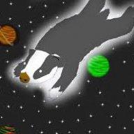 cosmic badger